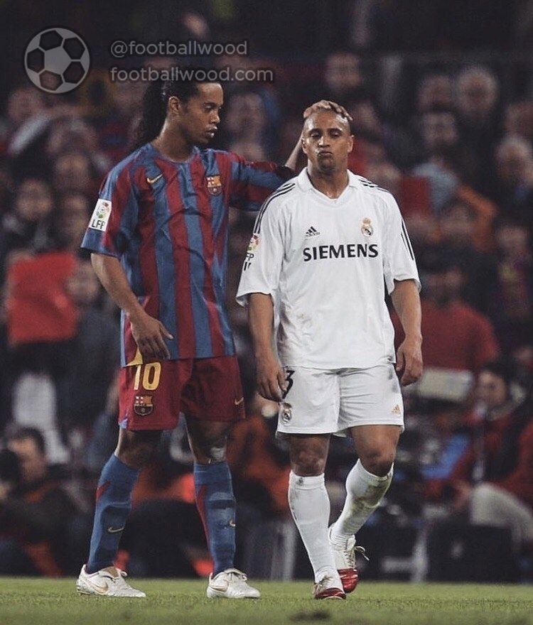 12998bd117 Once upon a time in El Classico  barcelona  realmadrid ...