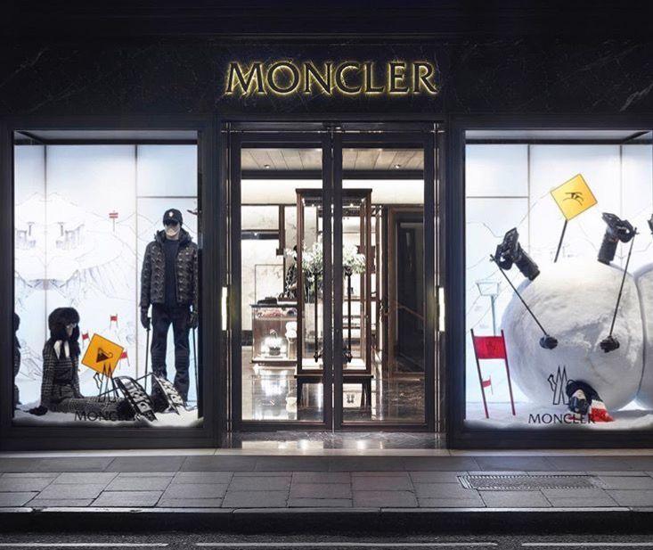 Moncler London Outlet Shopping Online Moncler Store Design