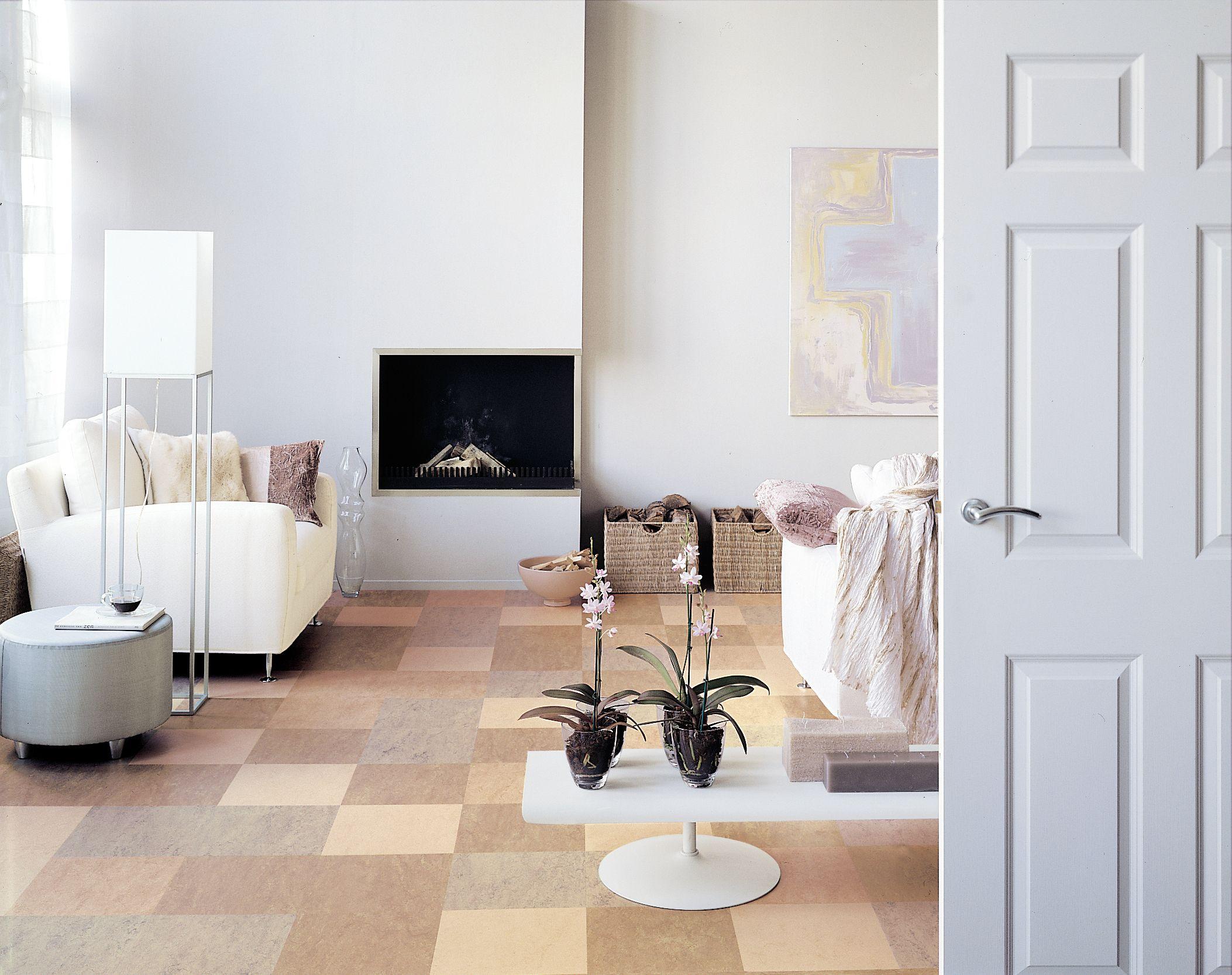 Green Flooring Ideas Minimalist living room design
