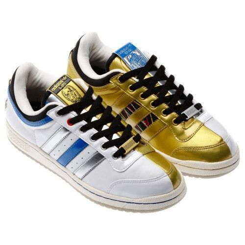 7a0da1754c55 DUDE I WANT THESE RIGHT NOW!!!!!!!!!!!!!!!!!!!!!!!!!!!!!!!!!!!!!!!!!!!!!!  Adidas Star Wars Top Ten Low DROID Shoes C3PO R2D2