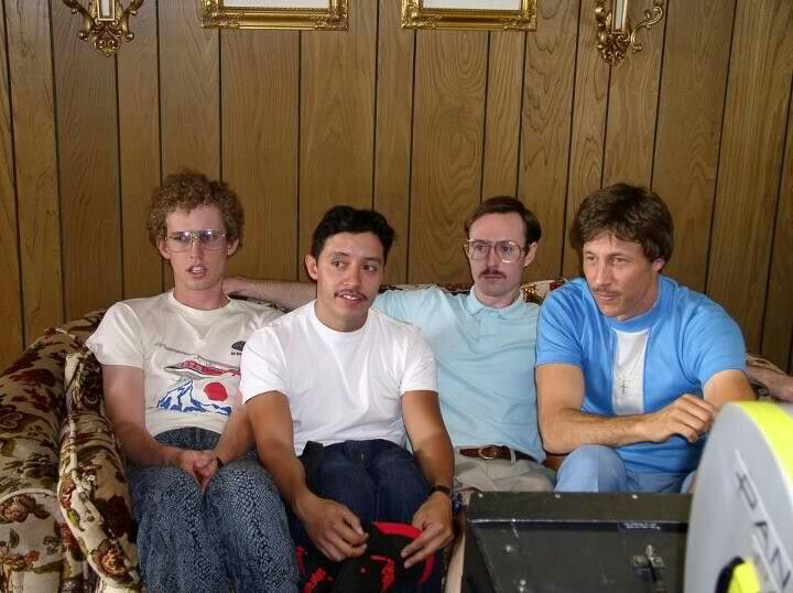 Napolean Dynamite Napoleon Comedians Good Movies Behind The Scenes Laugh Out