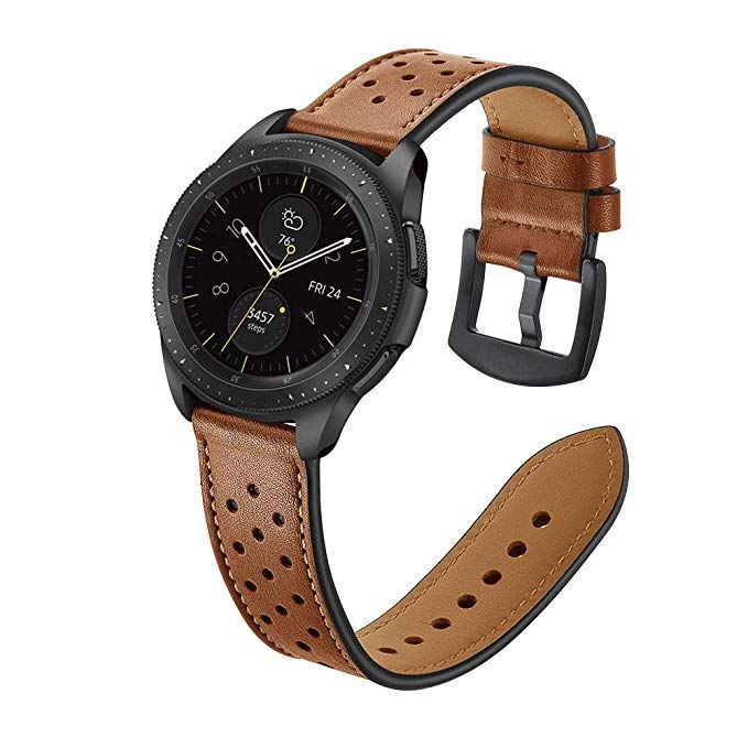 c40f5b066 22mm Watch Band, 20mm Watch Band, OXWALLEN Watch Band Leather Quick Release  Soft Watch