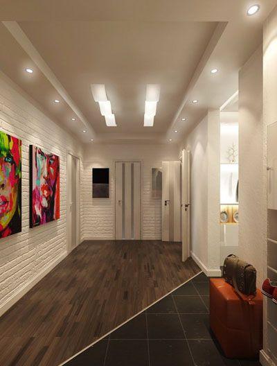3d interior design ideas for entryways, hallway lighting fixtures ...