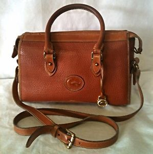 vintage dooney and bourke small crossbody bag | ... Dooney Bourke ...