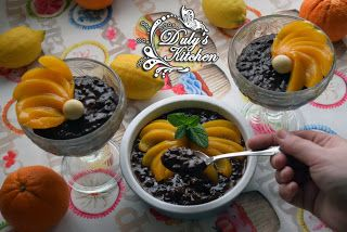 Duly's Kitchen: Arroz con Leche y Chocolate