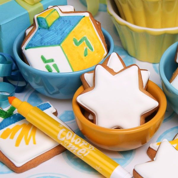 Color Me! Hanukkah Gift Set