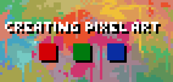 Pixel Joint Forum: The Pixel Art Tutorial Covers various