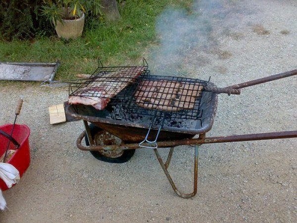Redneck Bbq Life Hacks  Ways You Can Bbq Even Without A Grill