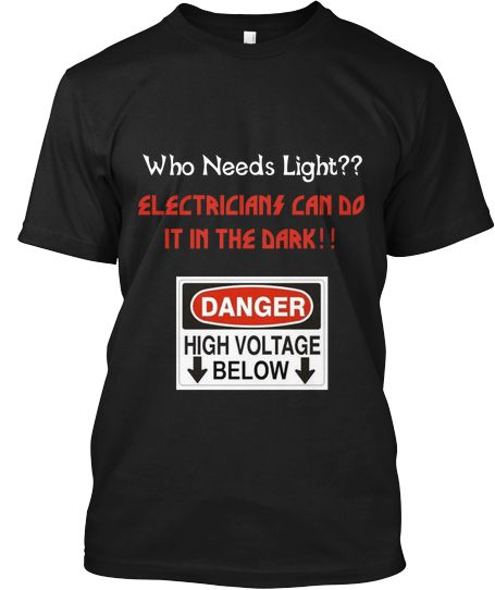 9bd90fd09 Electricians Doing It In The DARK | BfGfBff | Electrician humor ...