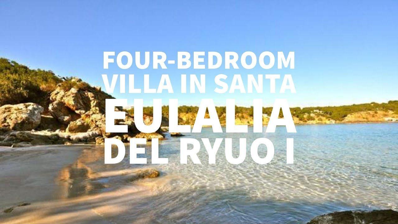 Four Bedroom Villa In Santa Eulalia Del Río I En Cala Llenya Ibiza España Ibiza Fotos