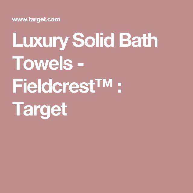 Luxury Solid Bath Towels Fieldcrest Target For The Home - Fieldcrest bath towels for small bathroom ideas