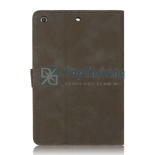 For iPad Mini Retro Luxury Folio Magnetic PU Leather Case Smart Cover with Stand   eBay