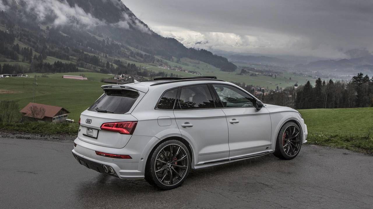 Audi Sq5 Glacier White Metallic By Abt Audi Sq5 Audi Rsq3