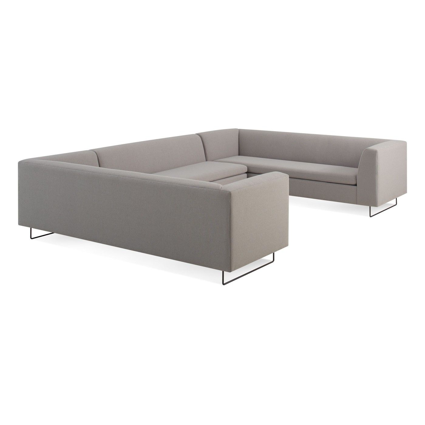 Bonnie And Clyde U Shaped Sectional Sofa In 2018 Home Ideas