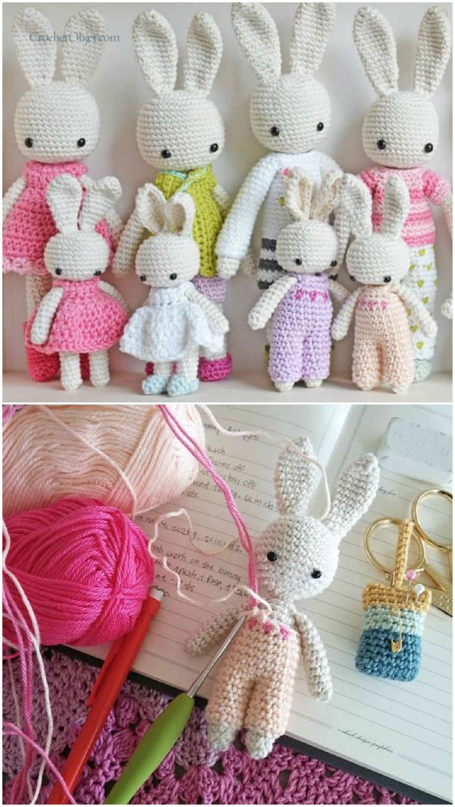 Free Easter Crochet Patterns The Best Collection #eastercrochetpatterns