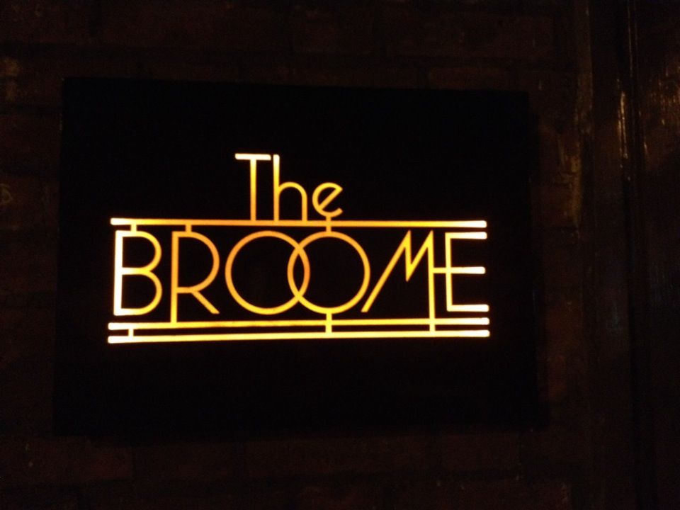 The Broome