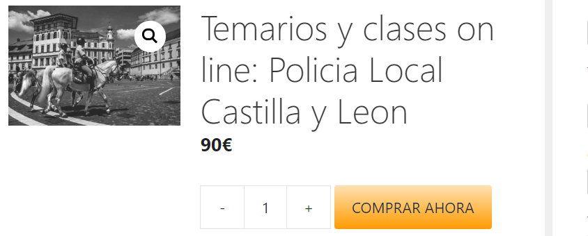 Temario Policia Local Castilla Y Leon Https Teleoposiciones Es Temario Policia Local Castilla Leon Policía Local Policía Pruebas Psicotecnicas