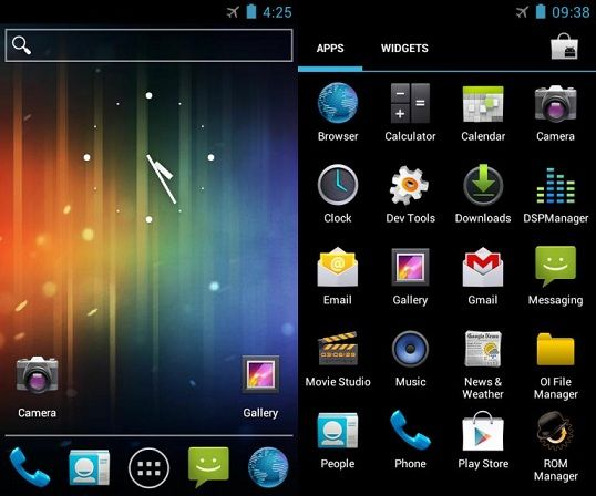 How To Update Samsung Galaxy S Plus i9001 With CyanogenMod 9