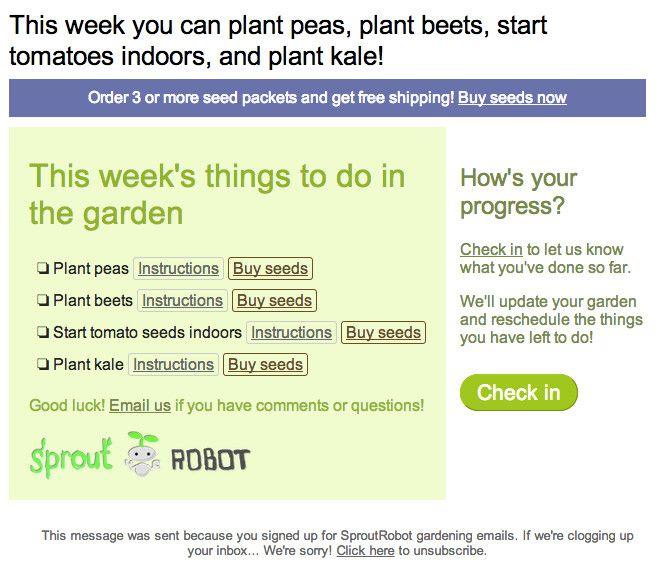 Garden Planting Calendar By Zipcode