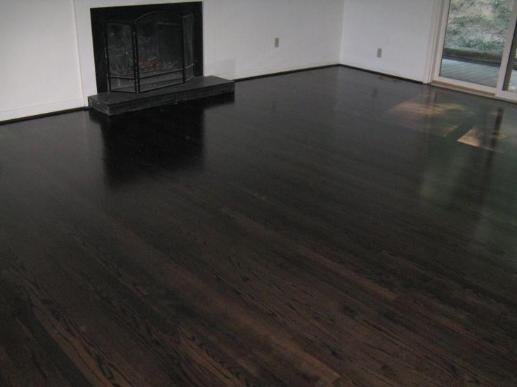 Jacobean Stain White Oak Google Search Black Wood