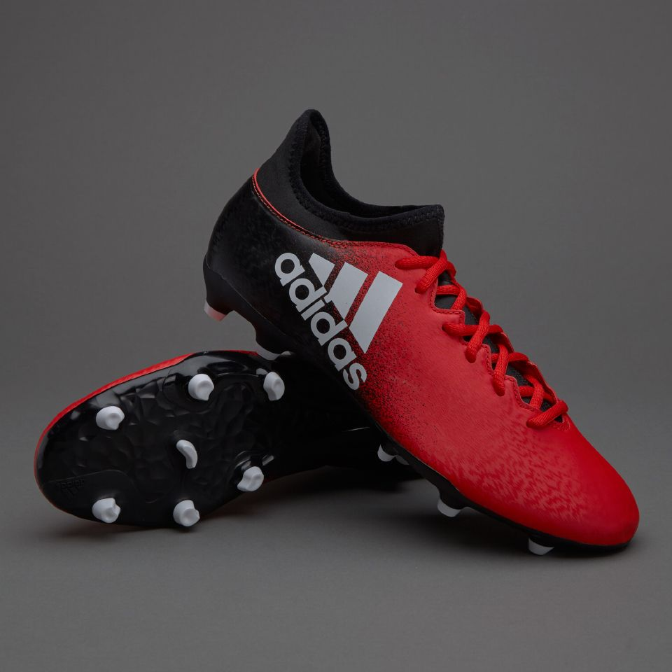 newest 8bf00 65536 adidas X 16.3 FG - Red/White/Core Black | Football⚽️