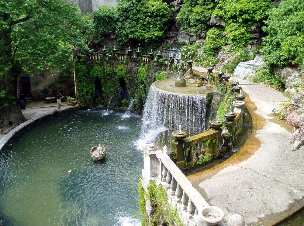 gardens villa 'este tivoli