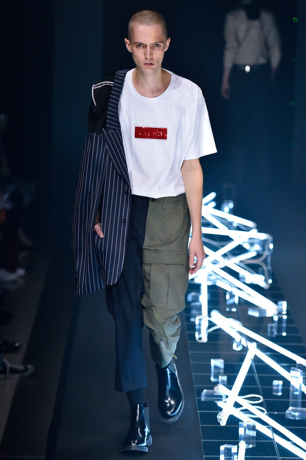 Plastic Tokyo Tokyo Spring 2017 Fashion Show Spring Fashion 2017 Mens Spring Fashion Denim Fashion