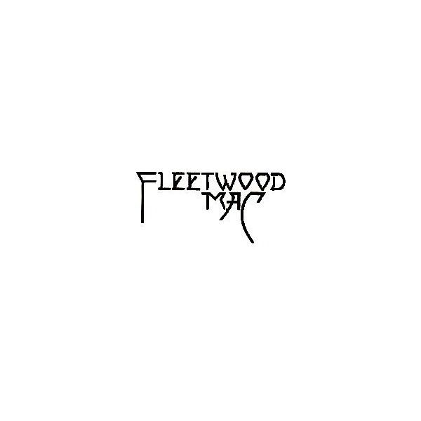 Fleetwood Mac Band White Logo Decal Sticker (3.99) liked