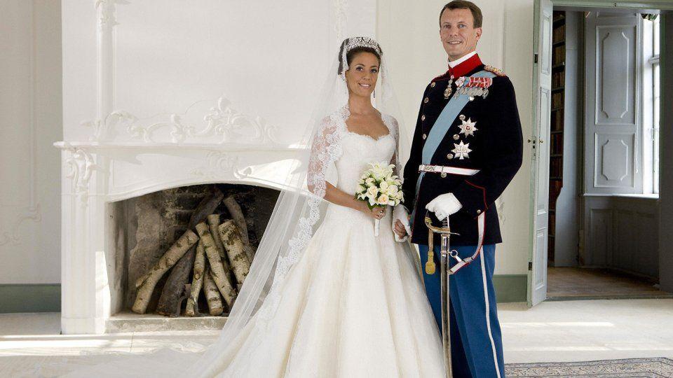 Kate, Mary & Co.: Die schönsten royalen Brautkleider!