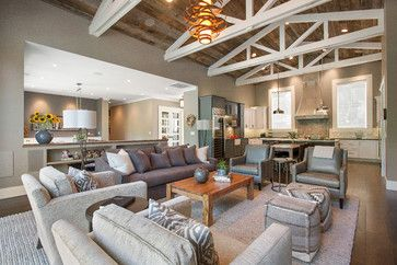 Superbe Alamo Farmhouse Remodel   Farmhouse   Living Room   San Francisco   LMK  Interiors