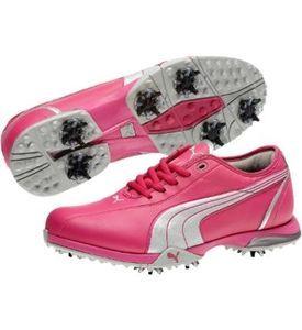 110 - Puma PG Royal Tee Women s Golf Shoe - Cabaret Silver http ... 2d2198440