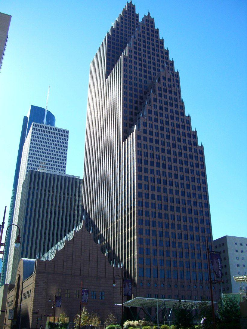 Bank of america center houston tx united states