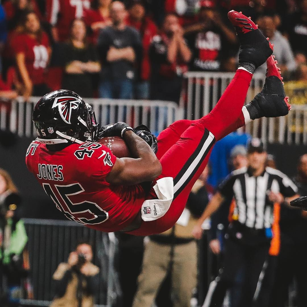 Atlanta Falcons On Instagram Do You Remember This Interception Back Last December