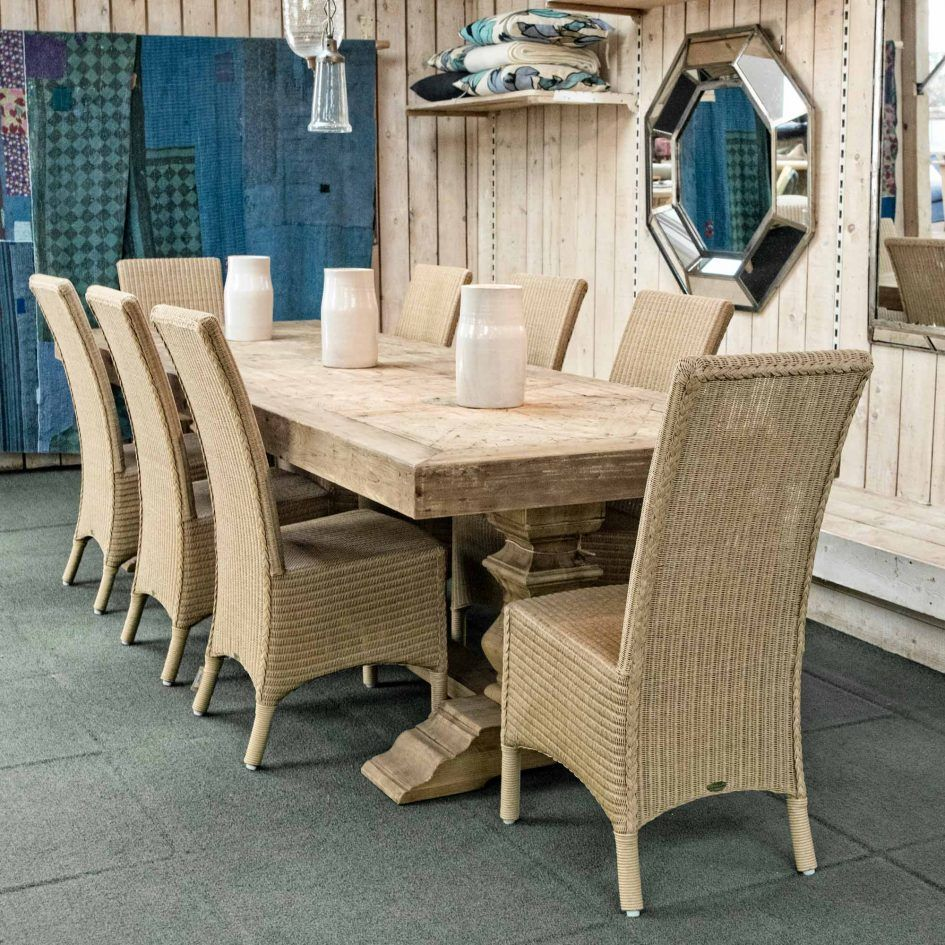 28++ Rattan dining table and 8 chairs set Tips