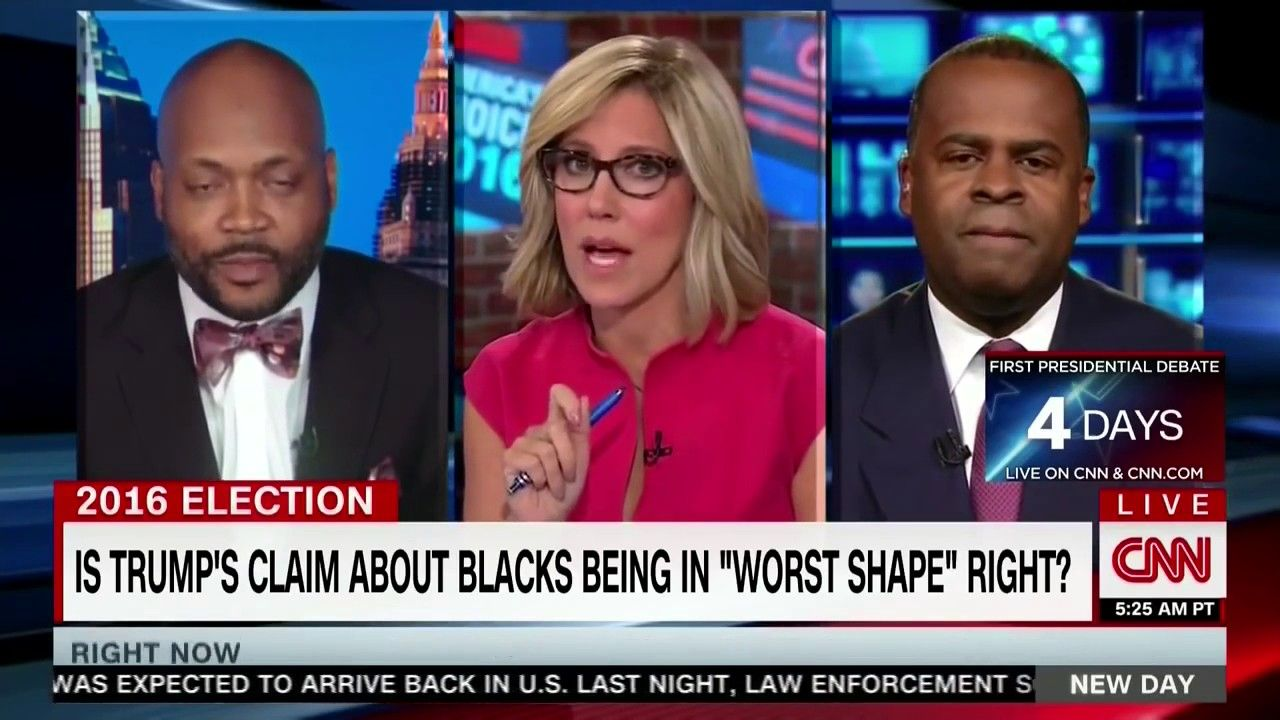 CNN host abruptly ends interview after pro Trump pastor keeps yelling fa...