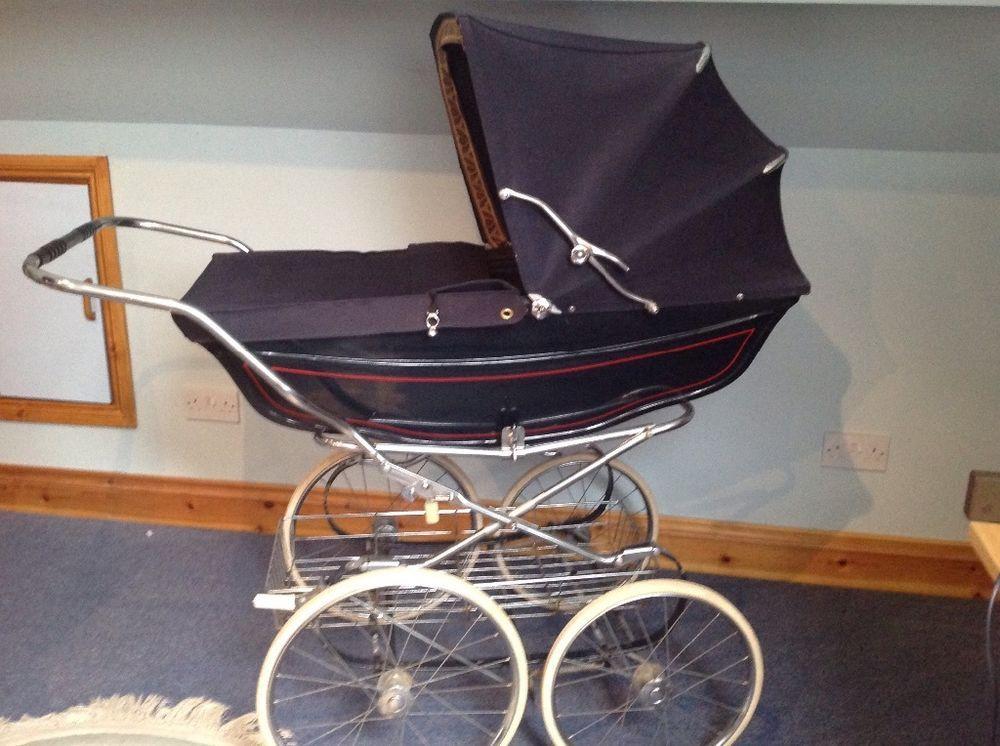 Marmet 1970 s carriage pram Baby prams, Vintage pram