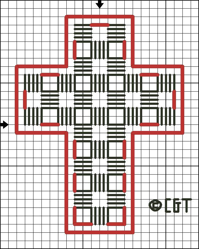 Free and Easy Cross Stitch Patterns from Around the Internet ...