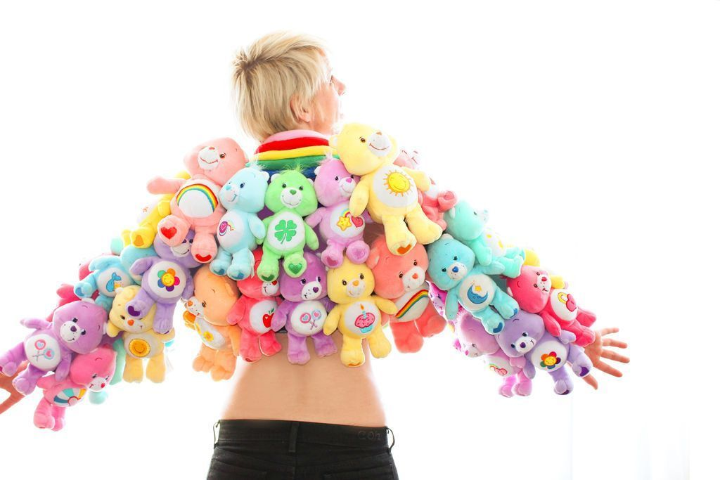 Care Bear Coat #carebearcostume Care Bear Coat: The Care Bear Coat is the coat that hugs you back! You just can't be blue when you've got a passel of Care Bears swarming you. Plus I can truly show I Care-a-lot while Battling the Freeze Machine. Back when I made the Baby Care Bear Costume, I... #carebearcostume Care Bear Coat #carebearcostume Care Bear Coat: The Care Bear Coat is the coat that hugs you back! You just can't be blue when you've got a passel of Care Bears swarming you. Plus I can tr #carebearcostume