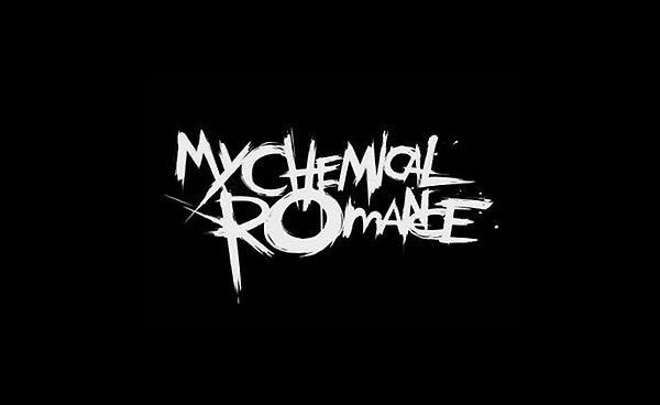 My Chemical Romance Music Band Logo Sticker Decal Rock Emo Pop-Punk Car