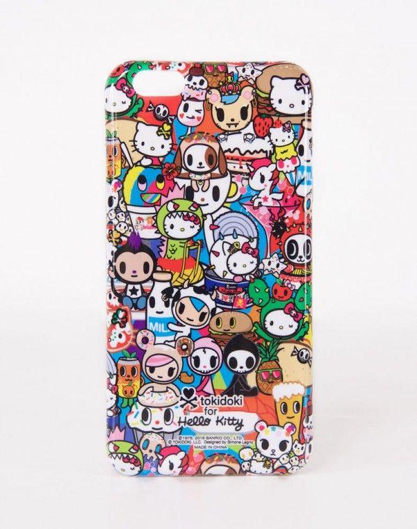 5df11146462c tokidoki x Hello Kitty Buffet iPhone 6 Plus Phone Case
