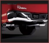 Trd Dual Exhaust Tailpipe Kit At Sparks Toyota Scion Myrtle Beach Sc