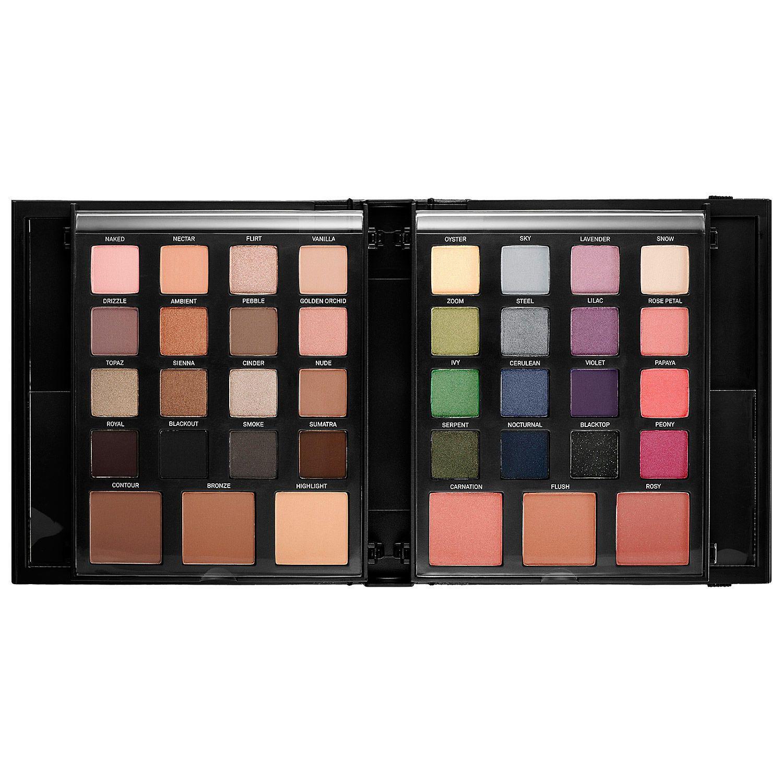 Smashbox Color & Contour Master Class Face Palette Color