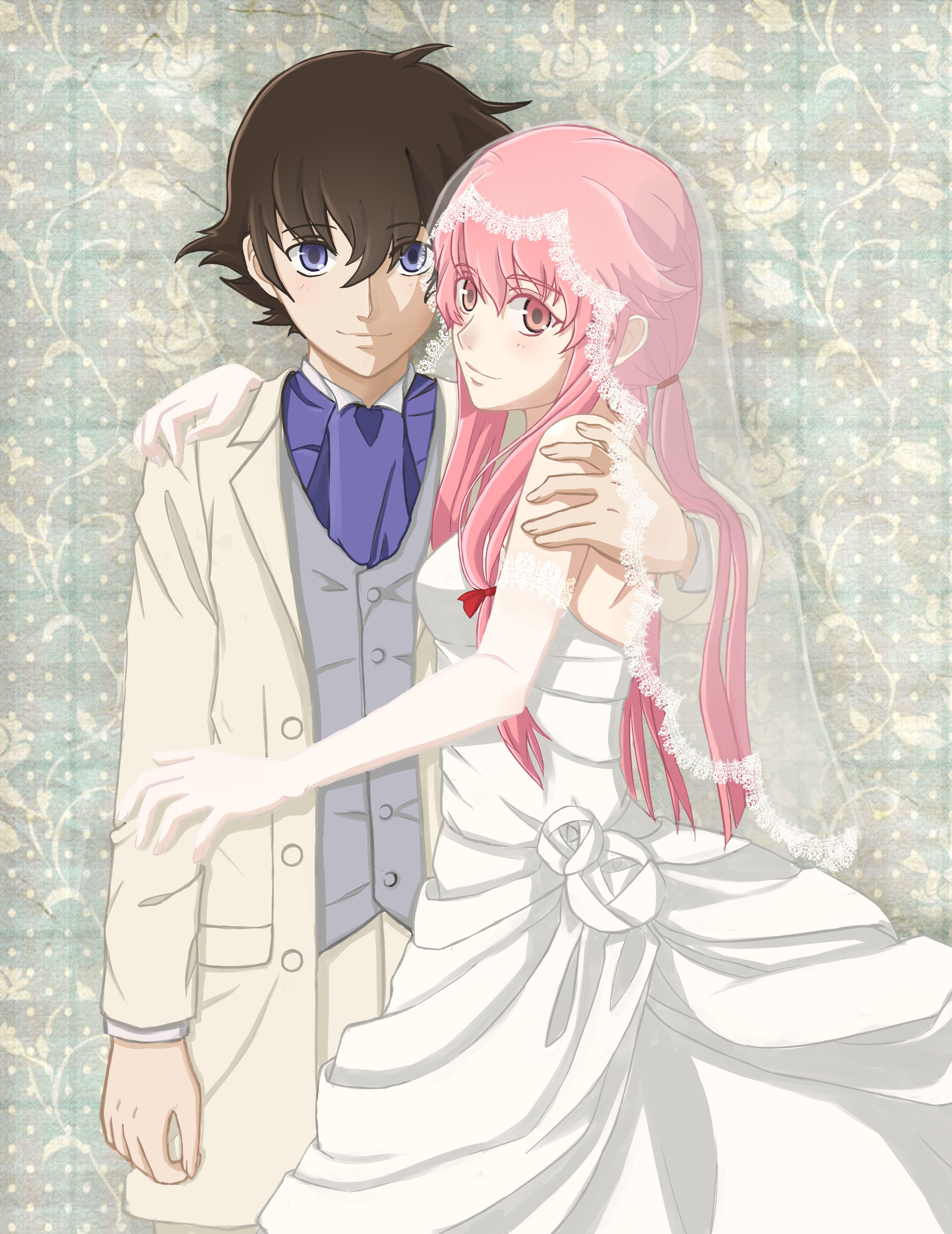 Yuno Gasai | Mirai nikki, Future diary and Anime