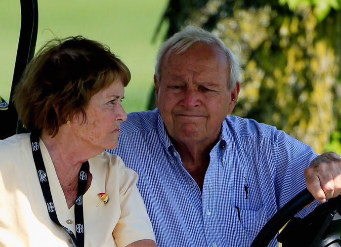 Arnold Palmer - 2014 Arnold Palmer Invitational at Bay Hill - Photos .
