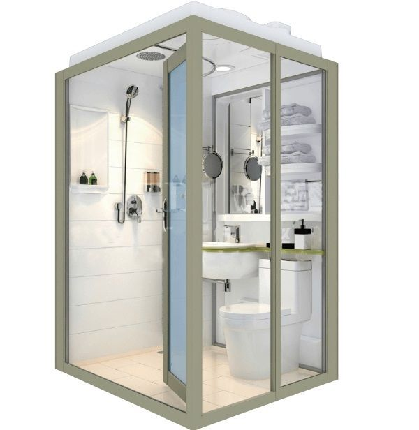 Complete Rv Bathroom Units