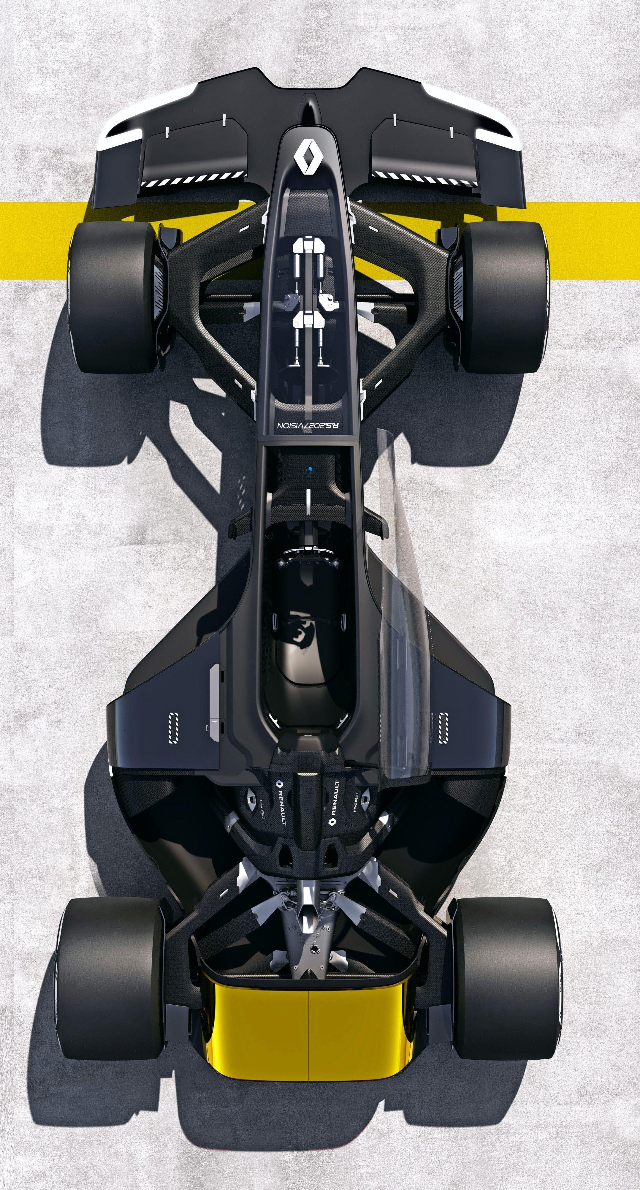 Renault R.S. 2027 Vision Sports cars, Sport cars, Automotive