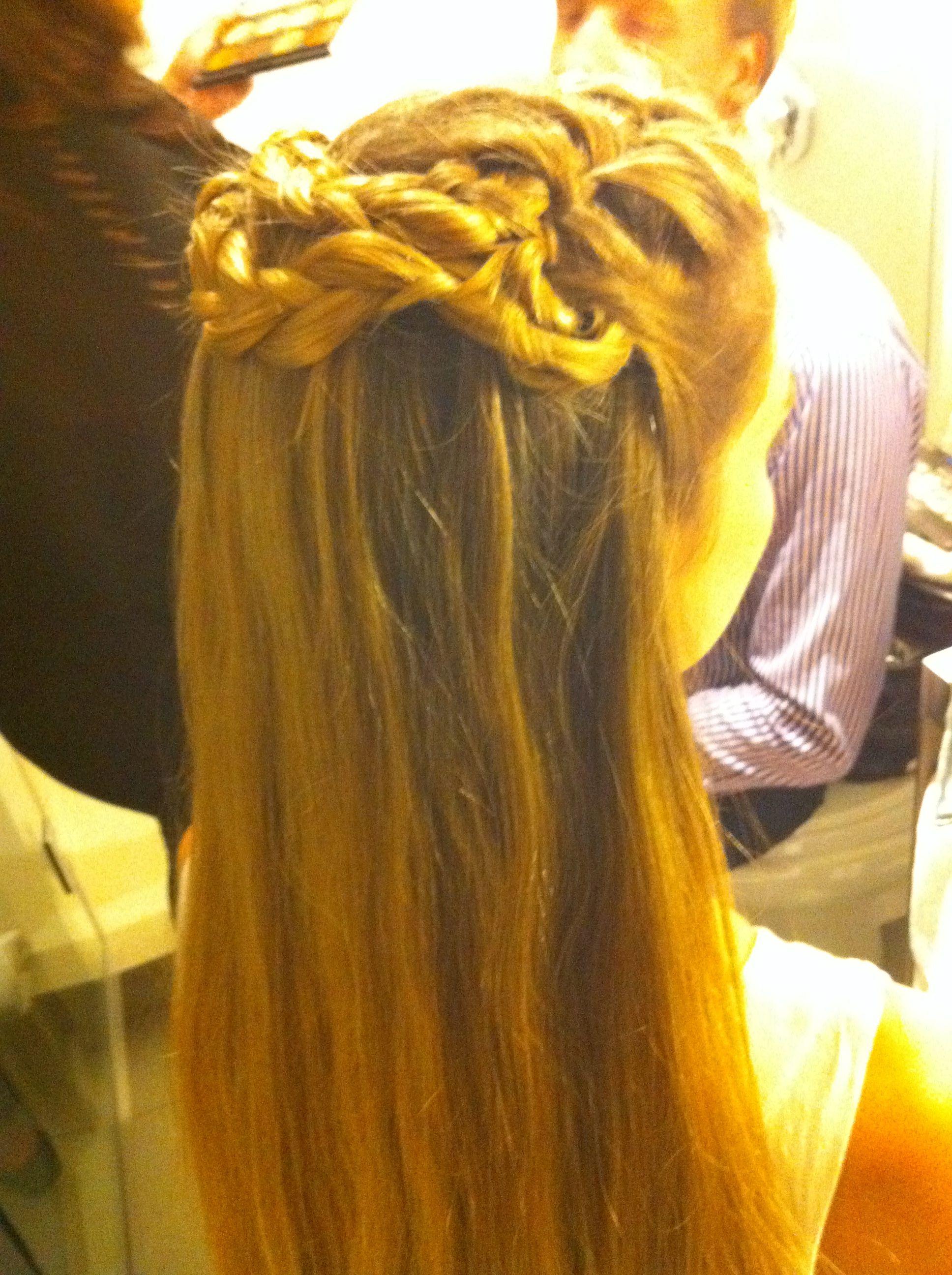 wrap braid