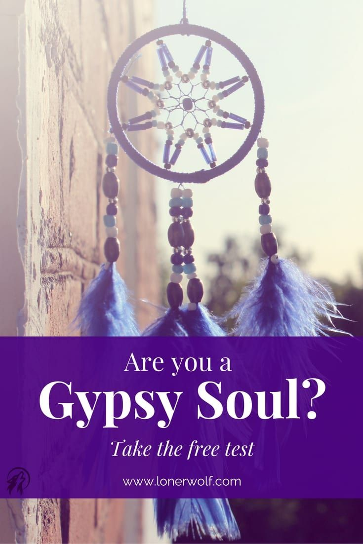 36fb26132d043 Do You Have a Gypsy Soul  Take the Test!