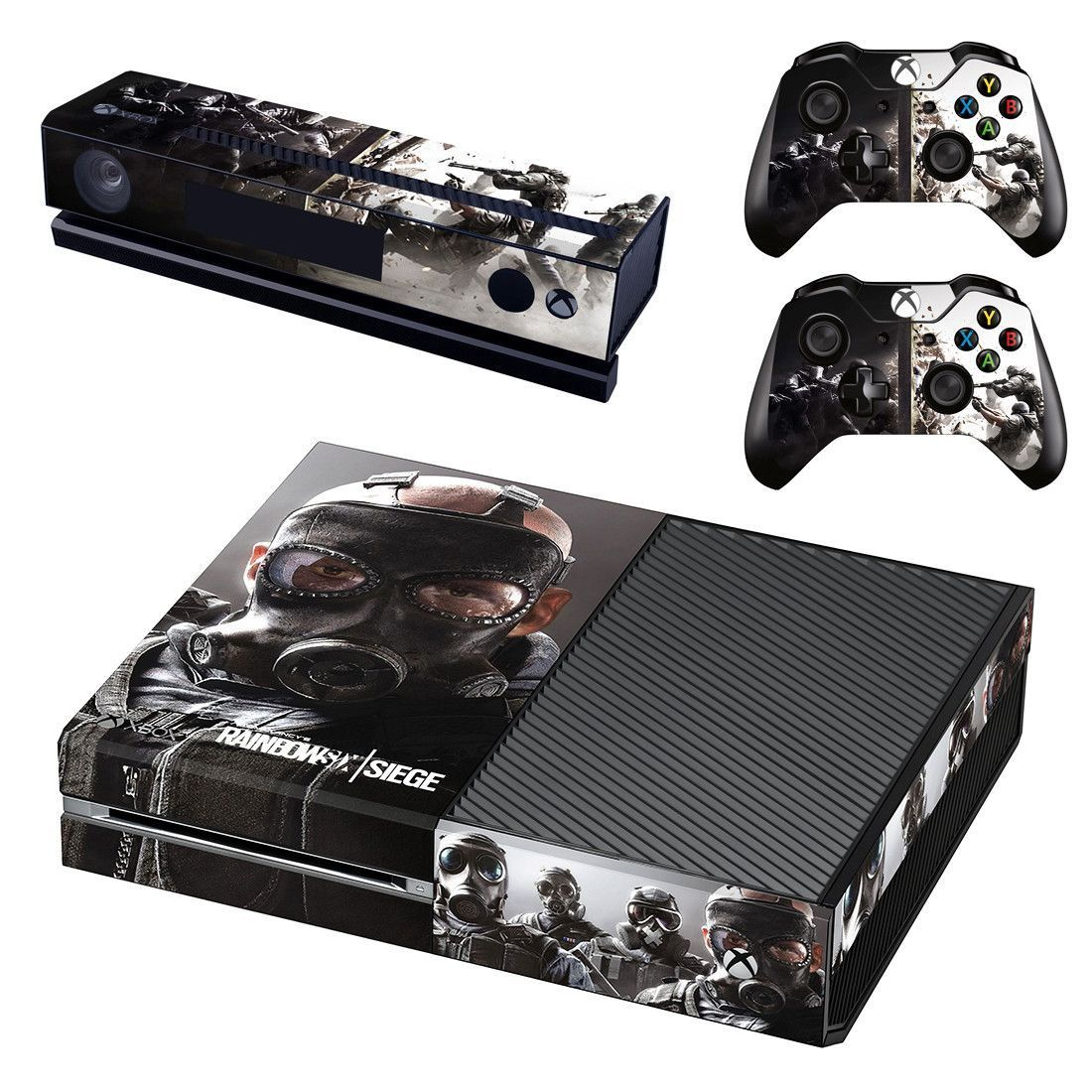 Video Games & Consoles Video Game Accessories Xbox One X Weed 420 2 Skin Sticker Console Decal Vinyl Xbox Controller Carefully Selected Materials