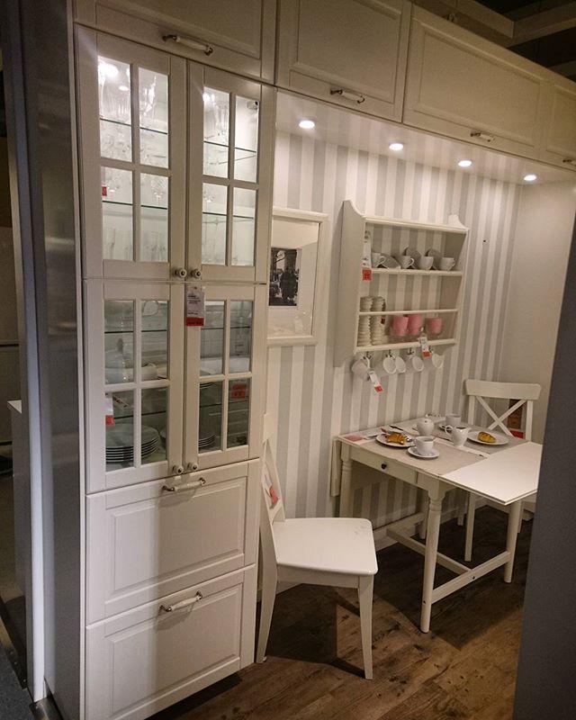 Kilka z Was pytało mnie, czy Ikea ma w swojej ofercie witrynki - küche landhausstil ikea